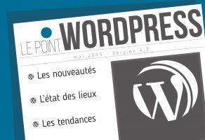Le point WordPress